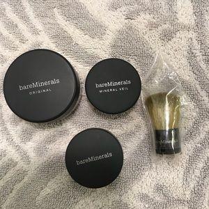 BareMinerals mini kit